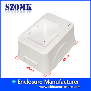 China New type IP54 plastic injection enclosure for scanner AK-R-153  144*105*65mm factory