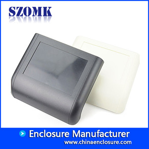 China Plastic Enclosure  Box electronics Network case AK-NW-07/ 120x140x35mm factory