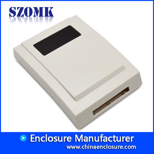 China RFID plastic electronic eleclosure for elecronic project with 140*108*28mm from szomk factory
