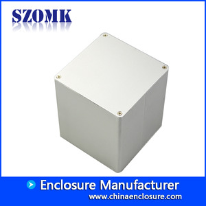 China SZOMK 36 x12 x12mm  plastic enclosure with lid supplier factory