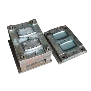 China SZOMK  High quality S136H Steel MOLD two cavity with UL V0 certificate part factory