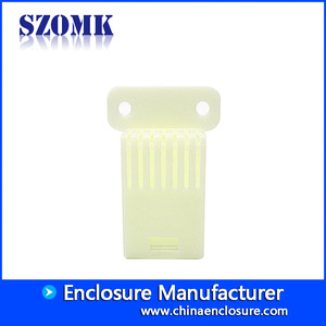 China SZOMK OEM enclosure small abs plastic box electronic junction box for PCB AK-N-20 59x40x19mm factory