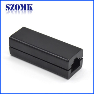 China SZOMK abs plastic no standard enclosure usb cable instrument control box AK-N-32/59*21*18mm factory