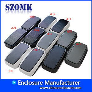 China SZOMK enclosure for remote control multiple usage housing for pcb AK-S-125 140*85*31mm factory