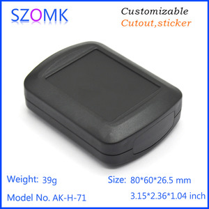 SZOMK new design OEM custom medical case Safe remote assistant case to maintain personal distance function