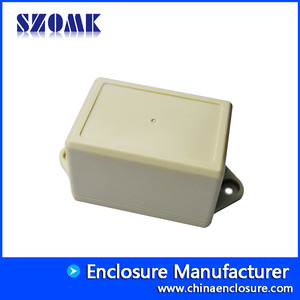 China SZOMK plastic wall mounting enclosure for GPS and PCB AK-W-49 94X47X40 mm factory
