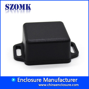 China SZOMK wall mounting abs plastic 36 * 36 * 20mm High quality ABS material plastic junction box industry mini electrical for project AK-W-38 factory