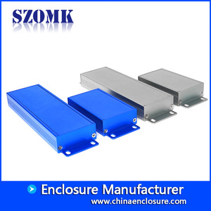 China Shenzhen hot sale 6030 aluminum 50X21X150mm seperated type project enclosure manufacture/AK-C-C80 fabriek