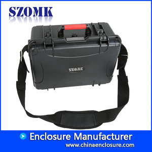 China Universal waterproof  hard  suitcase consumer electronics and accessories tool box  AK-18-04 355*272*166mm factory