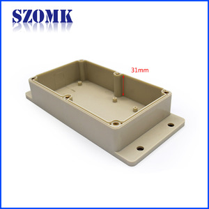 China Wall Mount IP65 Plastic Waterproof Cabinet Case AK-B-37-2 192*100*45mm factory