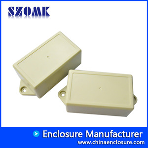 China Wall mounting abs plastic electronics enclosures junction box diy ,104x63x40 mm factory
