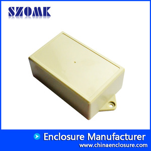 China Wall mounting abs plastic electronics junction box AK-W-54 ,144x57x35 mm factory