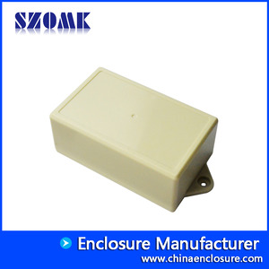 China Wall mounting plastic Enclosures AK-W-53 ,135x68x40 mm factory