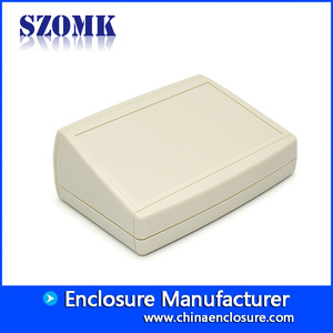 China abs electronic plastic enclosure molded component wall mounting AK-W-24 factory