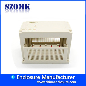 China cost saving plastic electronic industrial enclosure size 155*110*60mm/ AK-P-16 factory