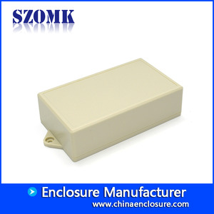 China electronic enclosures beautiful design plastic box enclosure case project electronic factory