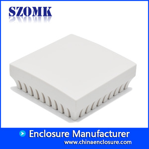 China szomk plastic switch housing AK-N-41 80*80*27mm factory