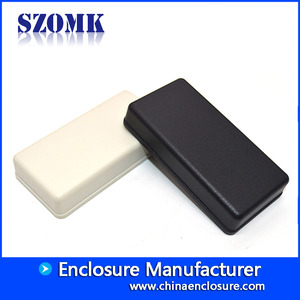 China electronic&instrument plastic enclosure electricity standard box AK-S-103 81* 41* 15 mm factory
