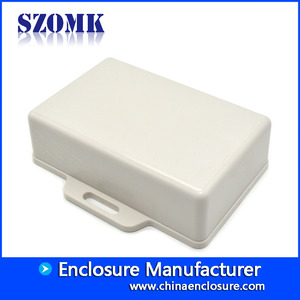 China electronic plastic wall mount enclosure box for power project with 81*68*24mm factory