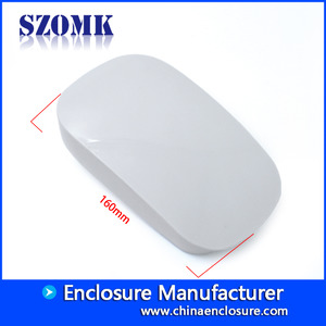 China high quality abs plastic smart home wireless wifi networking enclosure router shell size 169*92*37mm factory