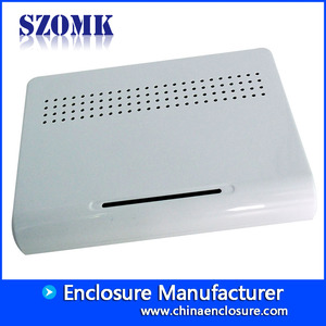 China high quality white plastic network enclosure 140*100*30 factory
