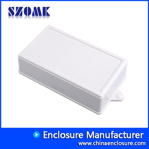 China In electrical and electronic plastic electronic enclosures for junction boxes 145x85x40 mm AK-W-09 factory