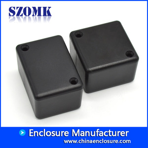 China new design small plastic electronics enclosure junction box abs plastic case AK-S-114 factory