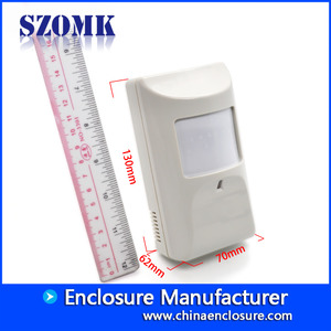 China new style 130 X 70 X 62 mm access control enclosure for RFID reader supply factory