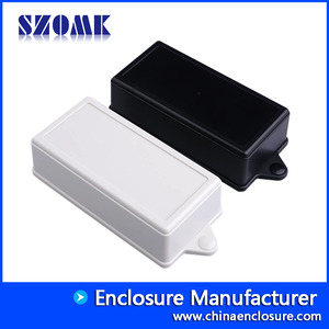 China 120x60x35mm plastic electrical box on the wall mount enclosure wall junction box AK-W-10 factory