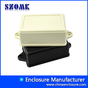 China plastic enclosures electrical wall mounting enclosures AK-W-13,85x55x35mm factory