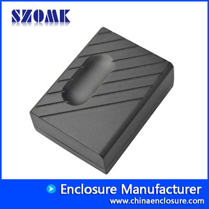 China pretty szomk electronics junction box small plastic enclosure boxes AK-S-63 factory