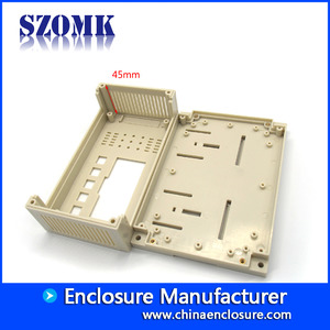 China shenzhen factory plastic industrial enclosure with customization size 155*110*60mm/ AK-P-12a factory
