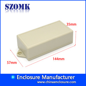 China shenzhen plastic box enclosure electronic enclosures for electronic circuits AK-W-54 factory