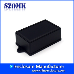 China szomk diy enclosure small enclosure project box for pcb electronics plastic box instrument enclosure110*70*40mm factory