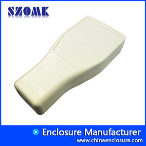 China szomk electronics 2015 new plastic handheld enclosure,AK-S-05 factory