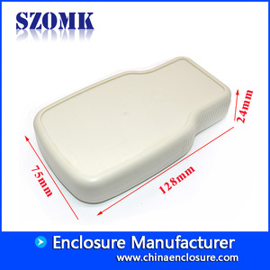 China szomk handheld enclosure case for electronics project box/AK-H-51 factory