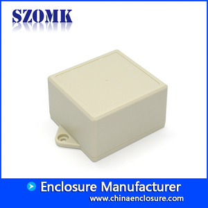 China wall mount plastic box enclosure electronic plastic casing for electronics AK-W-52 factory