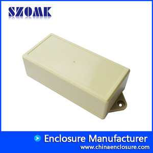 China wall mounting abs junction diy electronics enclosures AK-W-51 ,110x48x35 mm factory