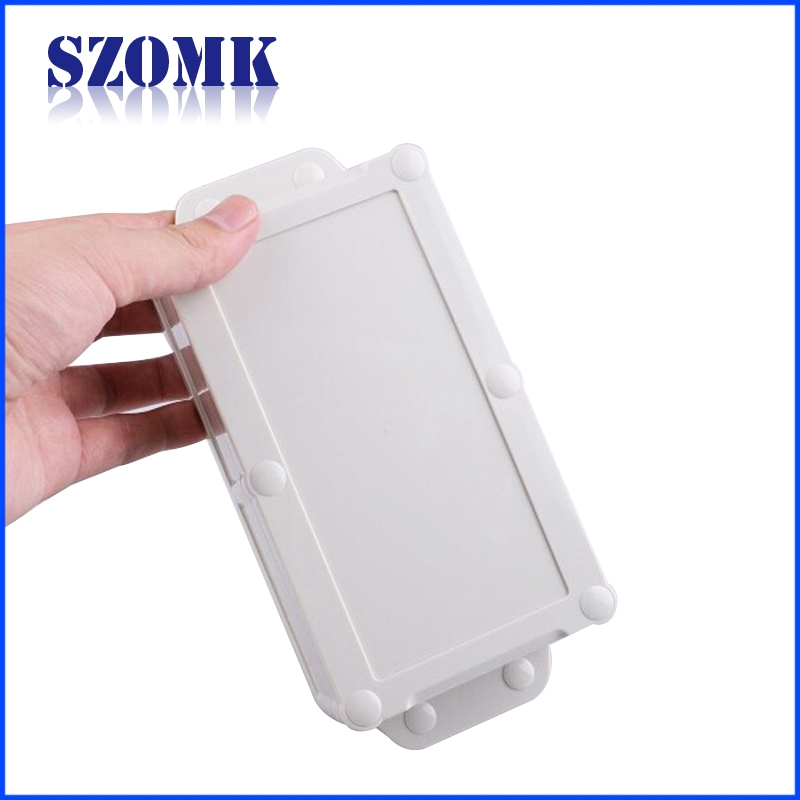 Mm szomk white plastic device box electric case