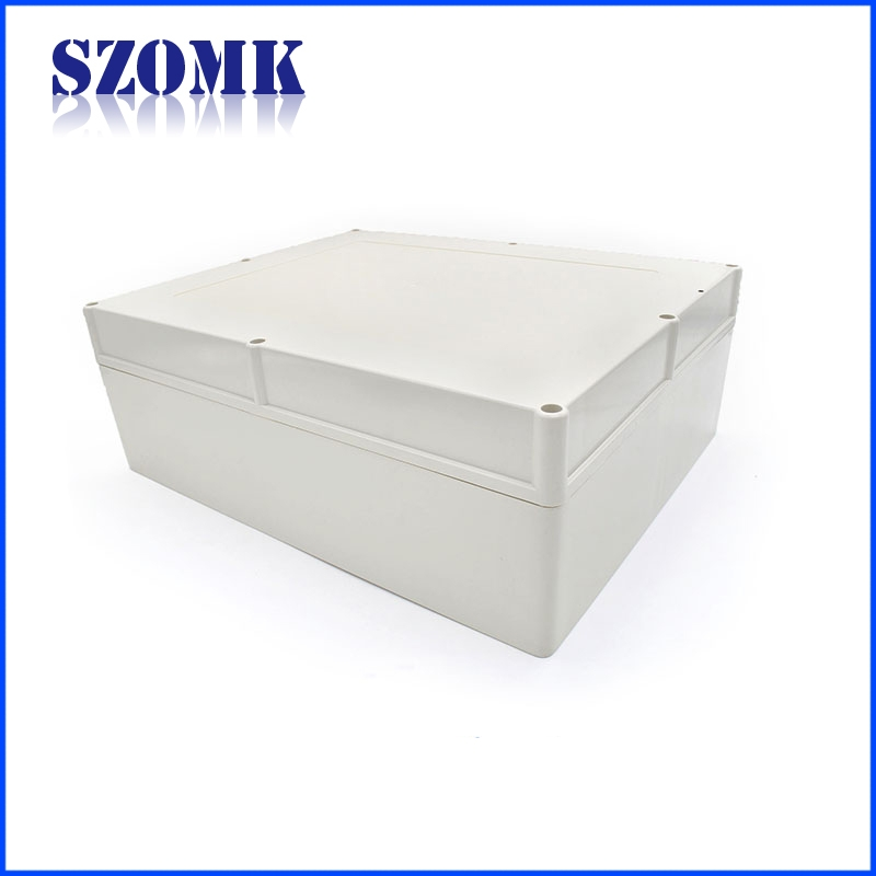 340 270 120mm Large Plastic Waterproof Boxes Plastic