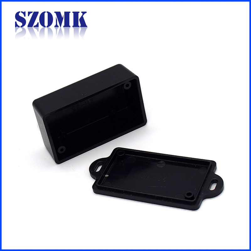 77 36 25mm Plastic Electronic Project Enclosure Wall Mount