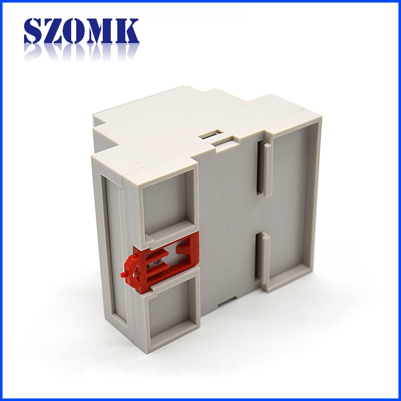 Din Rail Box Electronic Equipment Cable Box