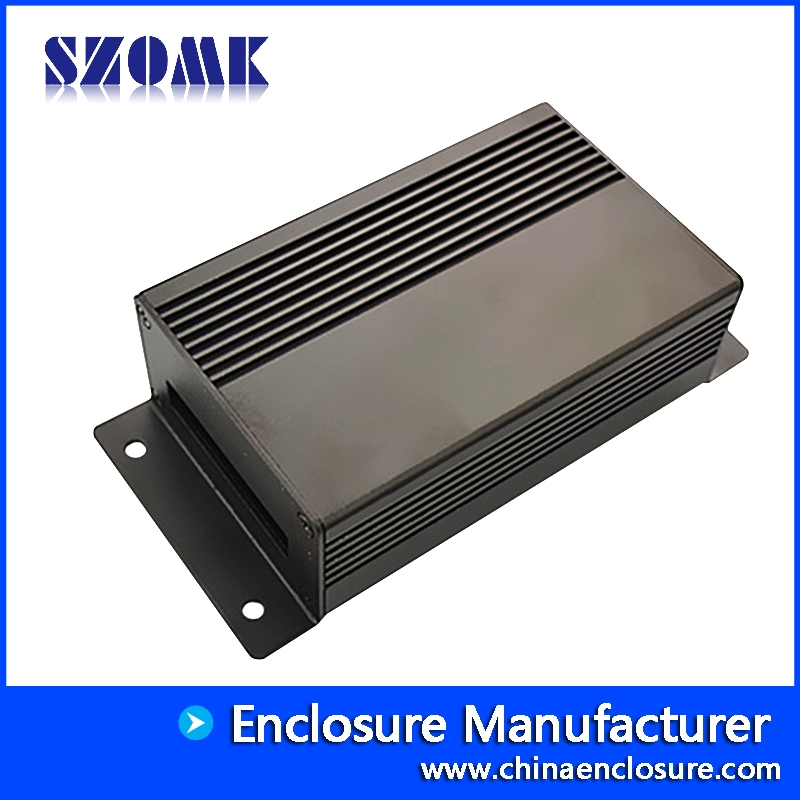 Portable Enclosures Product : Aluminum extrusion enclosure for portable power