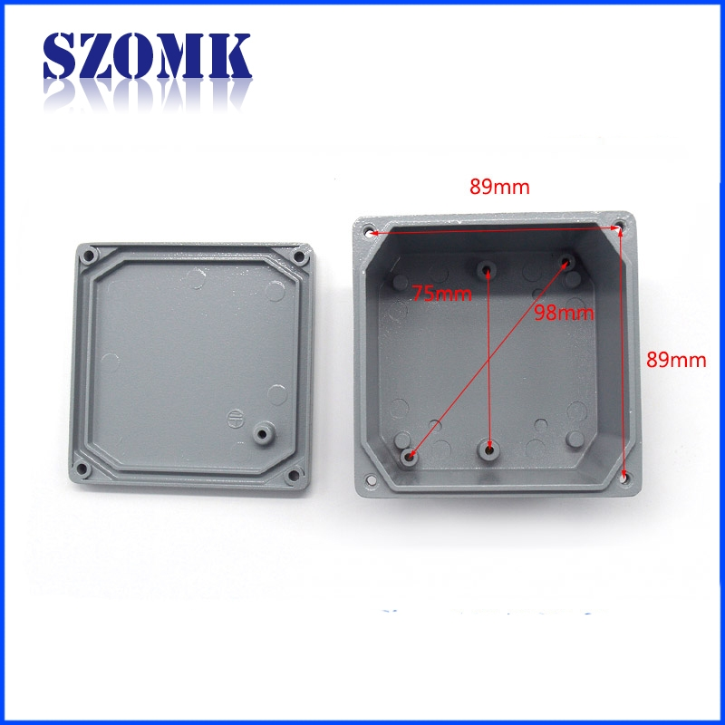 New Waterproof Plastic Electronic Enclosure Project Box
