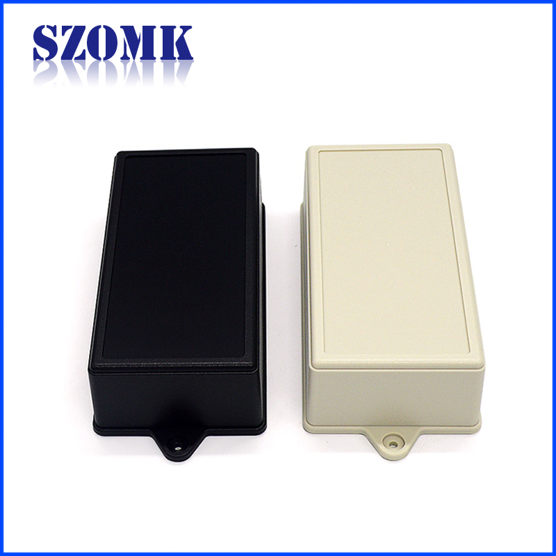 Black Color Plastic Wall Mountting Standarding Case
