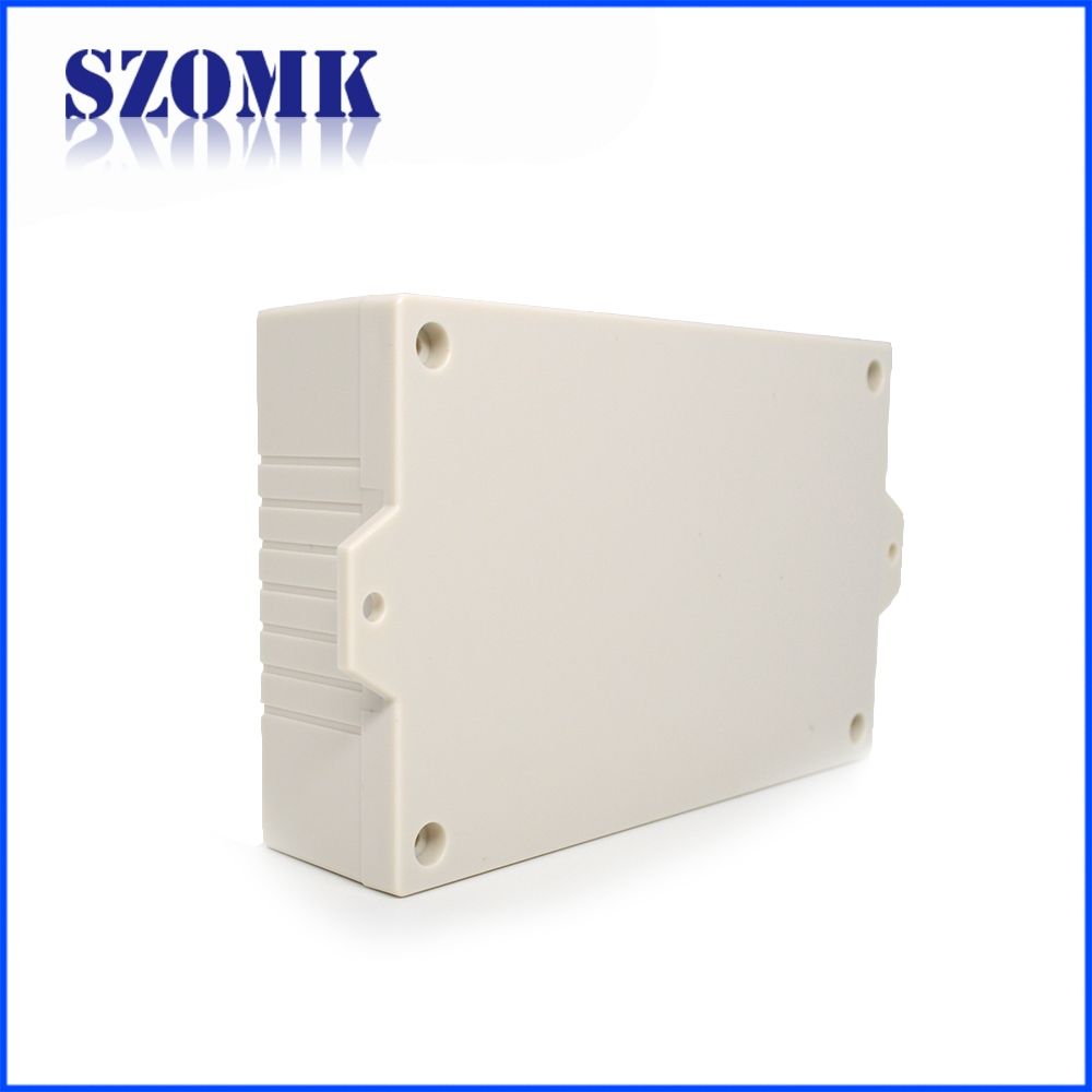 Wall Mounted Plastic Din Rail Control Box Plc Device