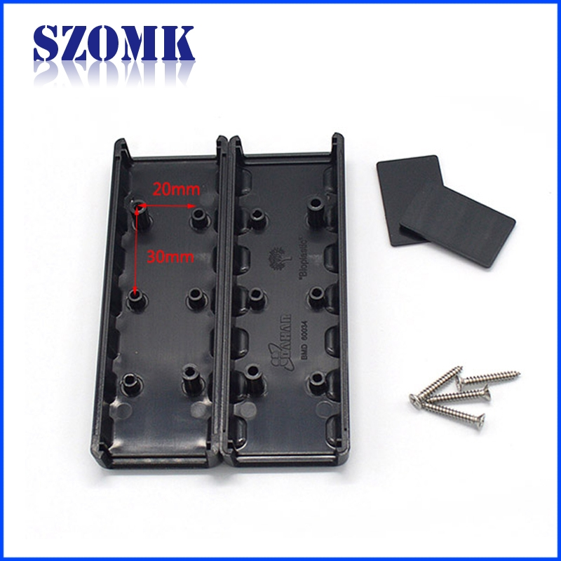 Black Plastic Electrical Enclosures : Plastic distribution box project electrical