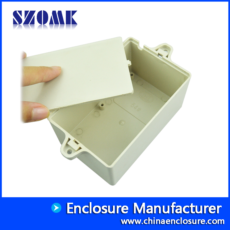 exterior electrical boxes plastic electronic enclosures wall mounted ...