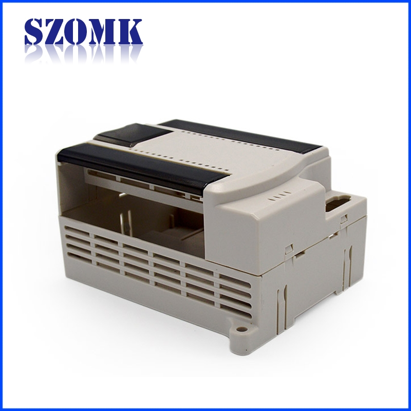 Injection Manufacture Industiral Junction Din Rail Plastic