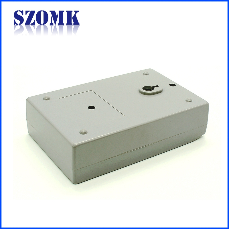 Plastic box abs medical device ak s mm